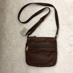 Fossil Explorer Mini Crossbody Bag